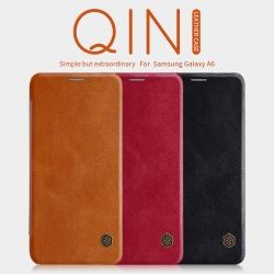 เคสฝาพับ NILLKIN Qin Leather Case Galaxy A6 2018