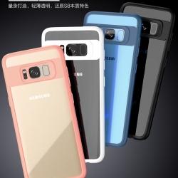 เคสกันกระแทก iPAKY LEWPO Series Acrylic Hard Case Galaxy S8