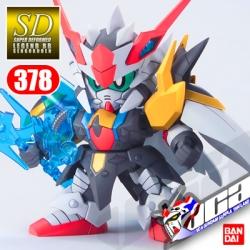 SD BB378 ZERO GUNDAM