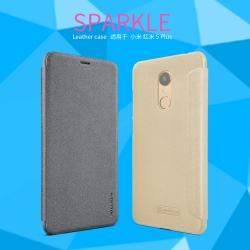 เคสฝาพับ NILLKIN Sparkle Leather Case Xiaomi Redmi 5 Plus