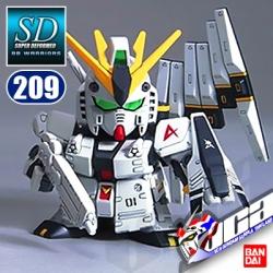 SD BB209 NU GUNDAM