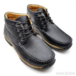 รองเท้าบูทสั้นPB705 - Black