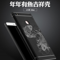 เคสซิลิโคนกันกระแทก COCOSE Xiaomi Mi Max