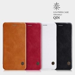 เคสฝาพับ NILLKIN Qin Leather Case OnePlus 5