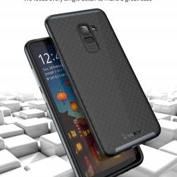 เคสกันกระแทก iPAKY ToBeOne Series (Ver.1) Galaxy A8+ / A8 Plus 2018
