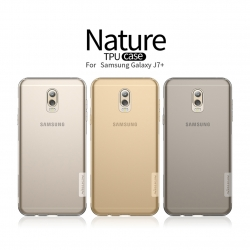เคสใส NILLKIN TPU Case เกรด Premium Galaxy J7+ / J7 Plus