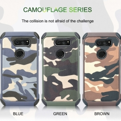 เคสลายพราง / ลายทหาร NX CASE Camo Series LG V30