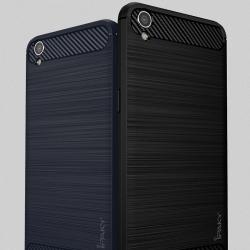 เคสกันกระแทก iPAKY LAKO Series Brushed Silicone Oppo R9S