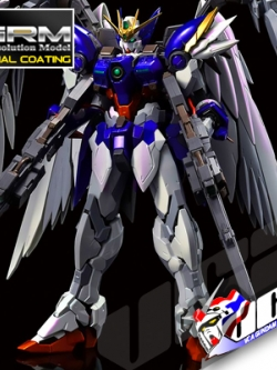HIRM 1/100 WING GUNDAM ZERO CUSTOM (SPECIAL COATING)