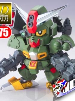 SD BB375 COMMAND GUNDAM