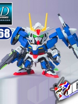 SD BB368 00 GUNDAM SEVEN SWORD/G