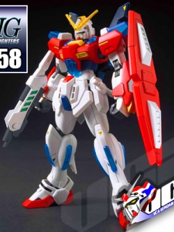 HG STAR BURNING GUNDAM