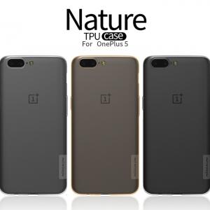 เคสใส NILLKIN TPU Case เกรด Premium OnePlus 5