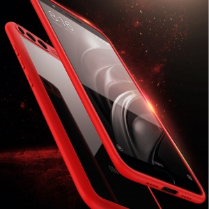เคสกันกระแทก iPAKY LEWPO Series Acrylic Hard Case Xiaomi Mi 6
