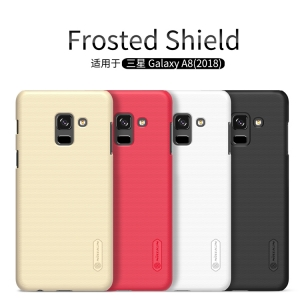 เคส NILLKIN Super Frosted Shield Galaxy A8 2018