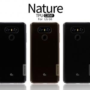 เคสใส NILLKIN TPU Case เกรด Premium LG G6