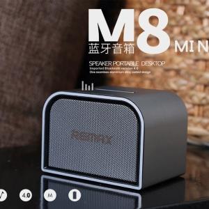 ลำโพงบลูทูธแบบพกพา REMAX RB-M8 Mini Bluetooth Speaker