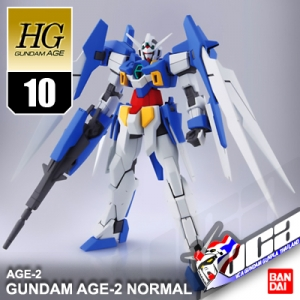 HG GUNDAM AGE-2 NORMAL