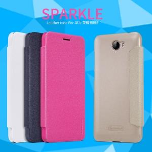 เคสฝาพับ NILLKIN Sparkle Leather Case Huawei Y5II