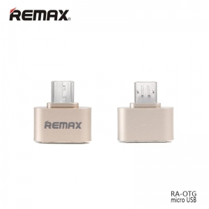 RA-OTG Micro USB สีทอง