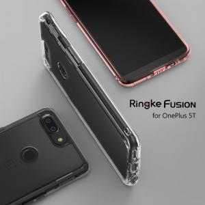 เคสใสกันกระแทก Rearth Ringke Fusion OnePlus 5T
