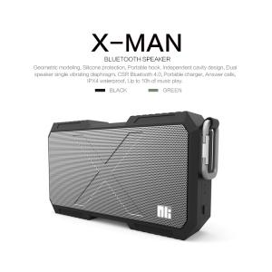 ลำโพงบลูทูธแบบพกพา NILLKIN X-MAN Bluetooth Speaker