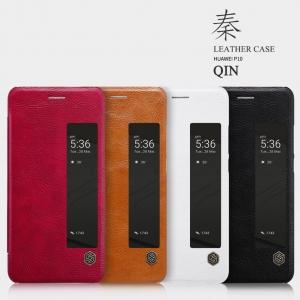 เคสฝาพับ NILLKIN Qin Leather Case Huawei P10