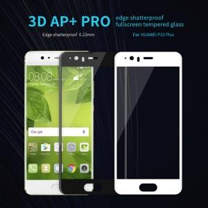 กระจกนิรภัย NILLKIN 3D AP+ PRO Huawei P10 Plus