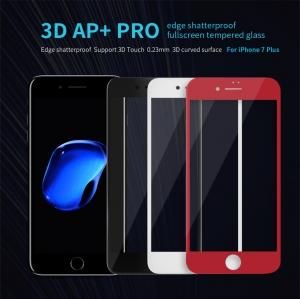 กระจกนิรภัย NILLKIN 3D AP+ PRO iPhone 8 Plus / 7 Plus