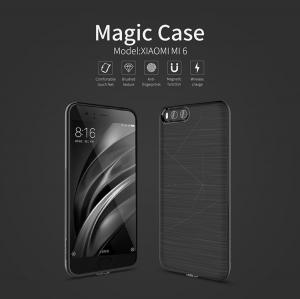 เคส NILLKIN Magic Case และ แผ่นชาร์จไร้สาย Magic Tag Xiaomi Mi 6