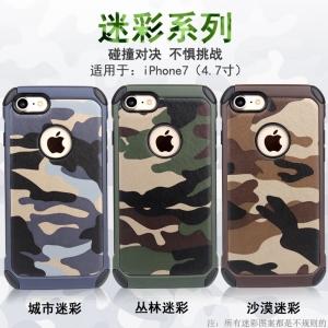 เคสลายพราง / ลายทหาร NX CASE iPhone 8 / 7