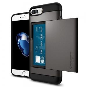 เคส SPIGEN Slim Armor CS iPhone 8 Plus / 7 Plus