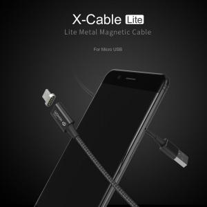 สายชาร์จแม่เหล็ก WSKEN X-Cable Lite Metal Magnetic Data Cable