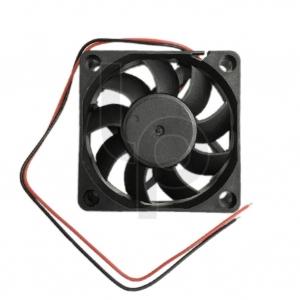 พัดลมระบายความร้อน ขนาด 2.5 นิ้ว 12V DC 0.15A