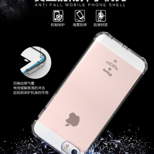 เคสใสกันกระแทก B.O.W. iPhone 5 / 5S / SE