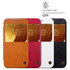 เคสฝาพับ NILLKIN Qin Leather Case Galaxy A3 (2017)