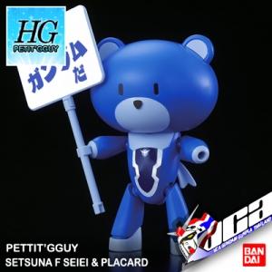 HG PETIT'GGUY SETSUNA F SEIEI & PLACARD