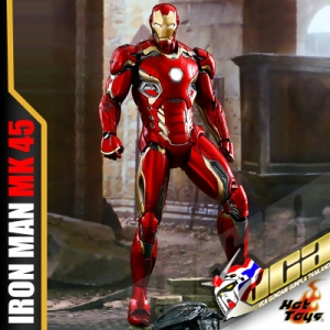HOT TOYS 1/6 IRON MAN MARK XLV (DIECAST) เหล็กหล่อ