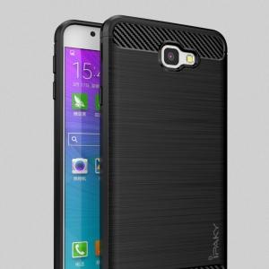 เคสกันกระแทก iPAKY LAKO Series Brushed Silicone Galaxy J5 Prime