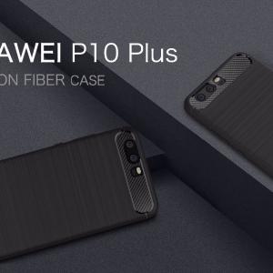 เคสกันกระแทก iPAKY LAKO Series Brushed Silicone Huawei P10 Plus