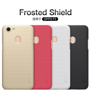 เคส NILLKIN Super Frosted Shield OPPO F5 แถมฟิล์มติดหน้าจอ