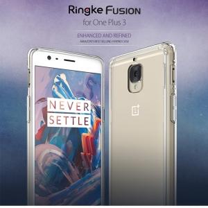 เคสใสกันกระแทก Rearth Ringke Fusion OnePlus 3 / 3T
