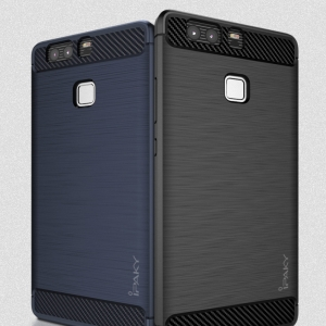 เคสกันกระแทก iPAKY LAKO Series Brushed Silicone Huawei P9