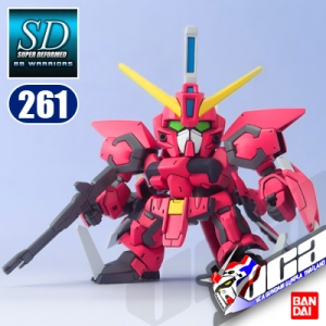 SD BB261 AEGIS GUNDAM