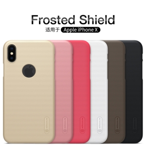 เคส NILLKIN Super Frosted Shield iPhone X