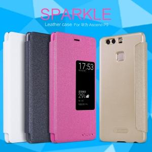 เคสฝาพับ NILLKIN Sparkle Leather Case Huawei P9