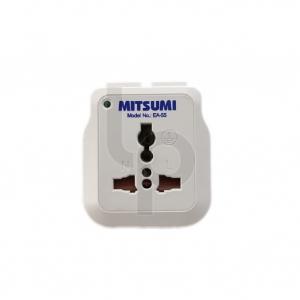 ปลั๊กอะแดปเตอร์ พร้อมช่อง USB MITSUMI