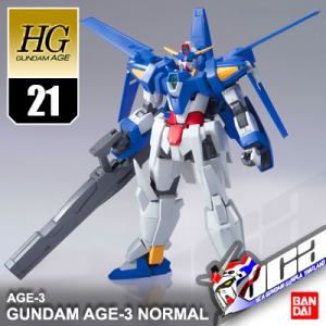 HG GUNDAM AGE-3 NORMAL