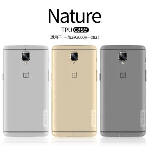 เคสใส NILLKIN TPU Case เกรด Premium OnePlus 3 / 3T