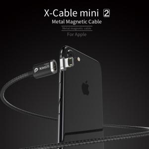 สายชาร์จแม่เหล็ก WSKEN X-Cable Mini 2 Metal Magnetic Data Cable